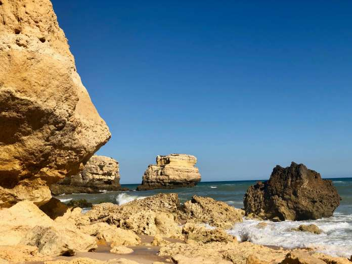 Algarve - Rock Formations