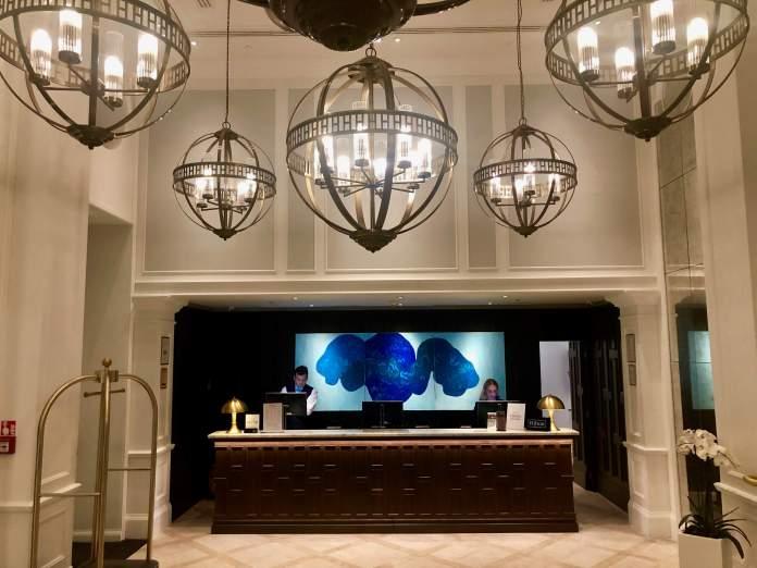 Lobby Hilton Dubrovnik