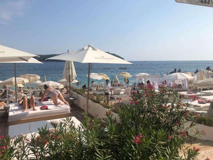 Banje Beach Club