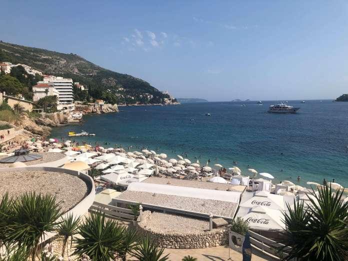 Banje Beach - Best of Croatia in 10 days.