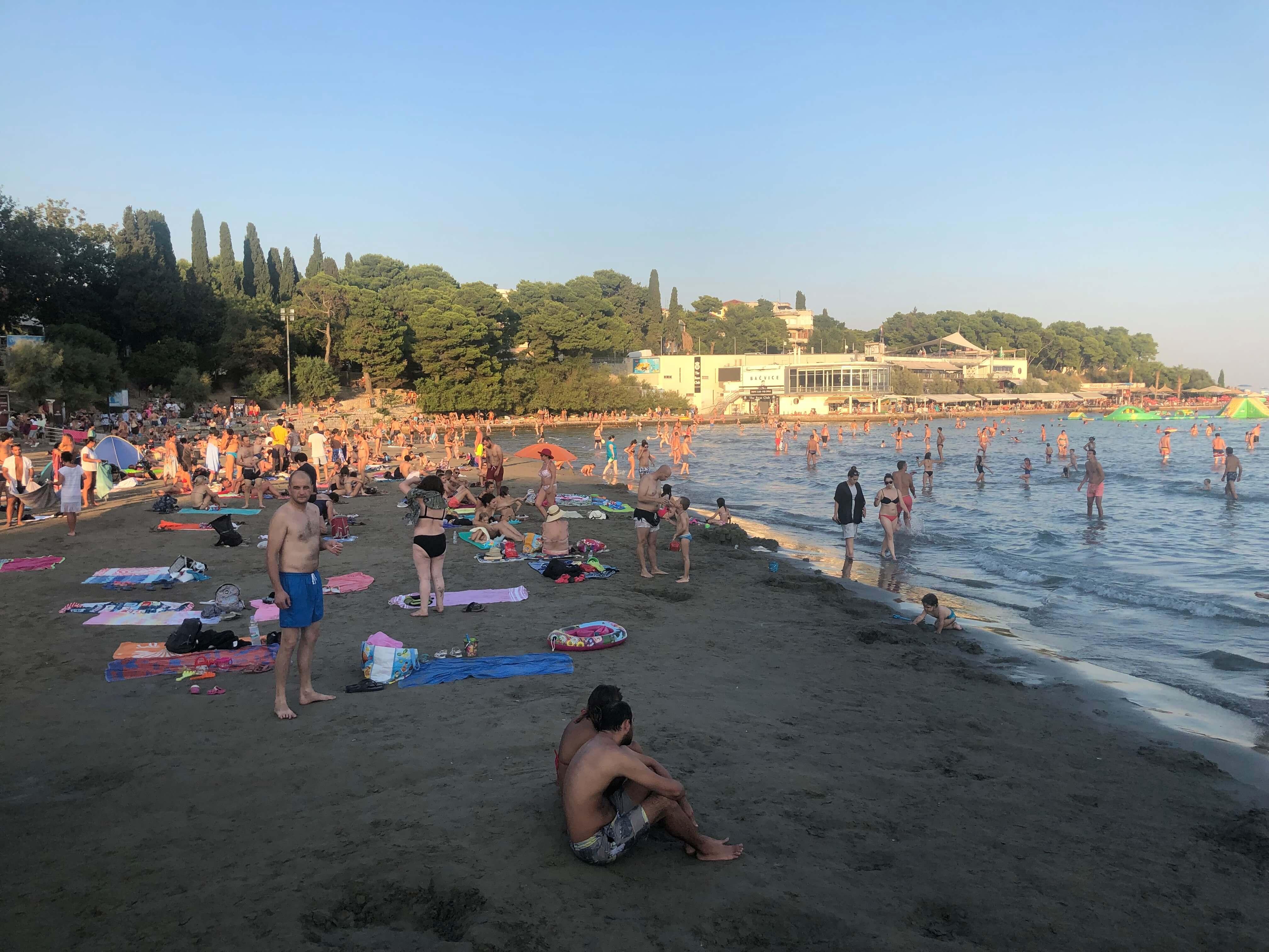 Bacvice Beach - Split