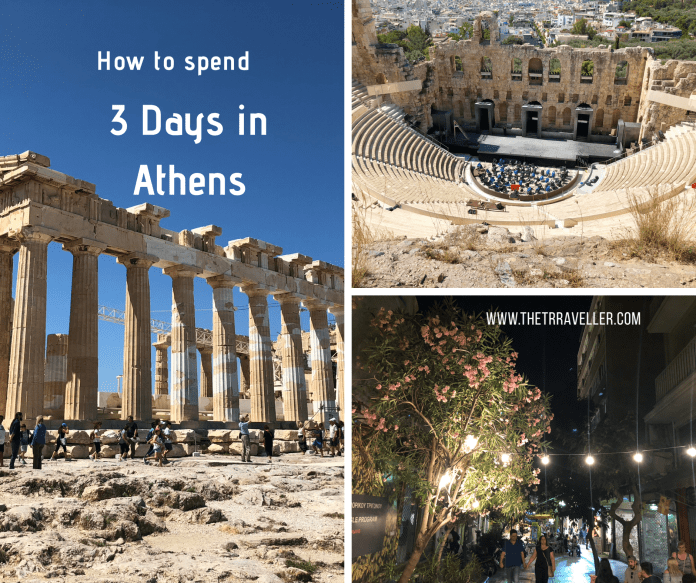 3 Days in Athens