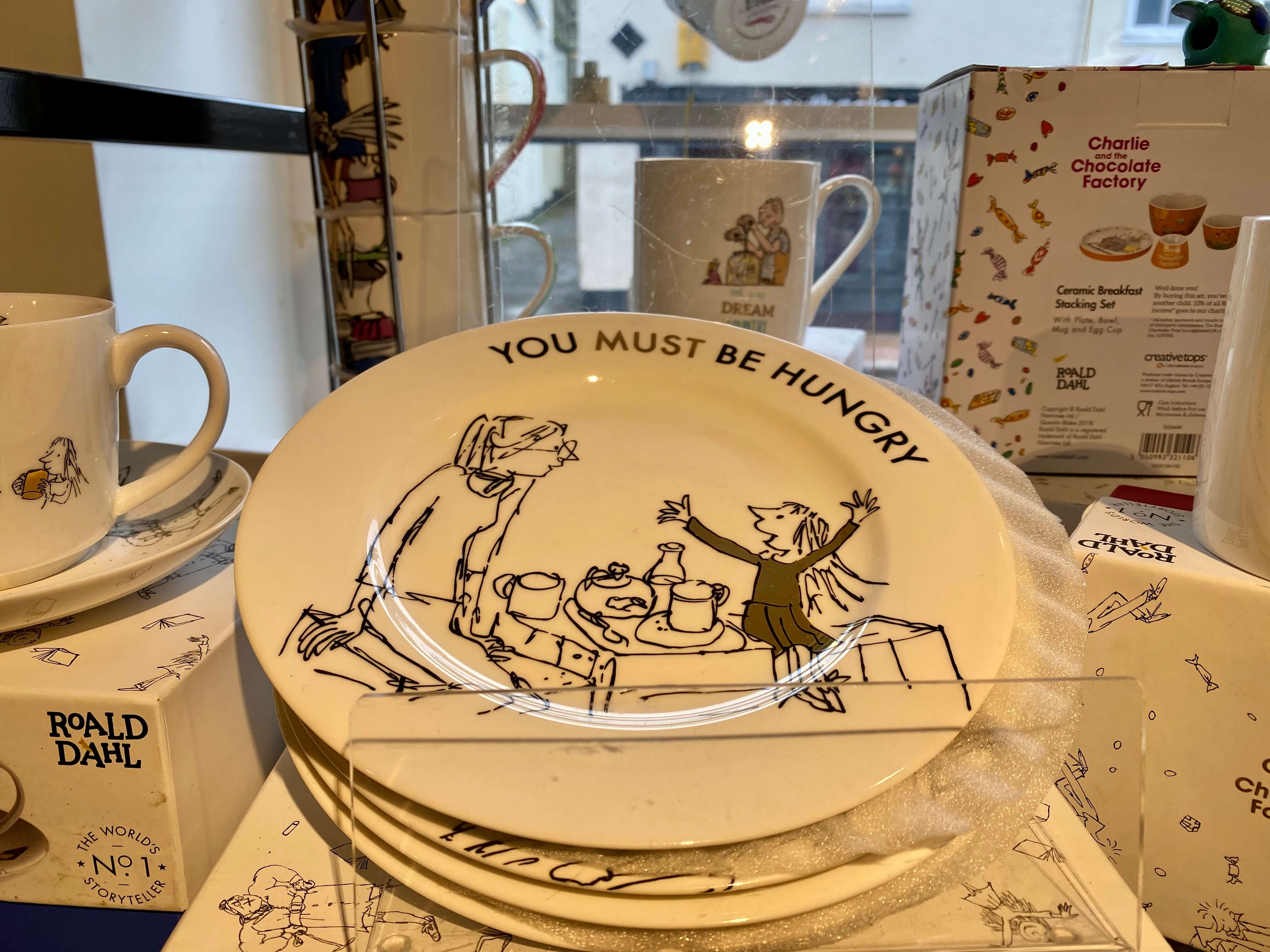 The Roald Dahl Museum