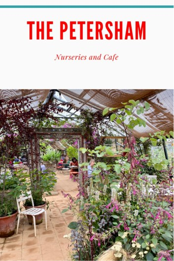 Petersham Nurseries and Cafe.
