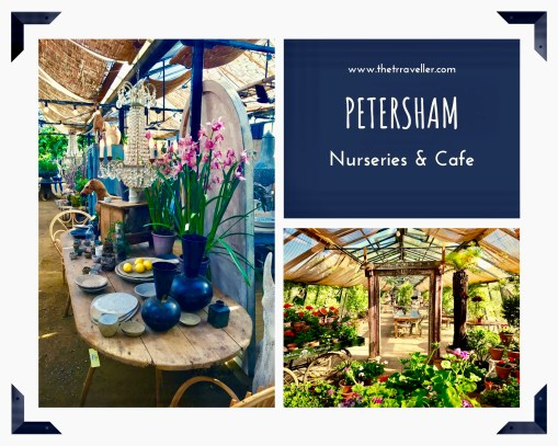Petersham Nurseries and Cafe