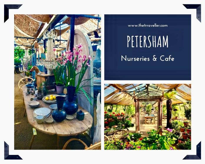 Petersham Nurseries and Cafe