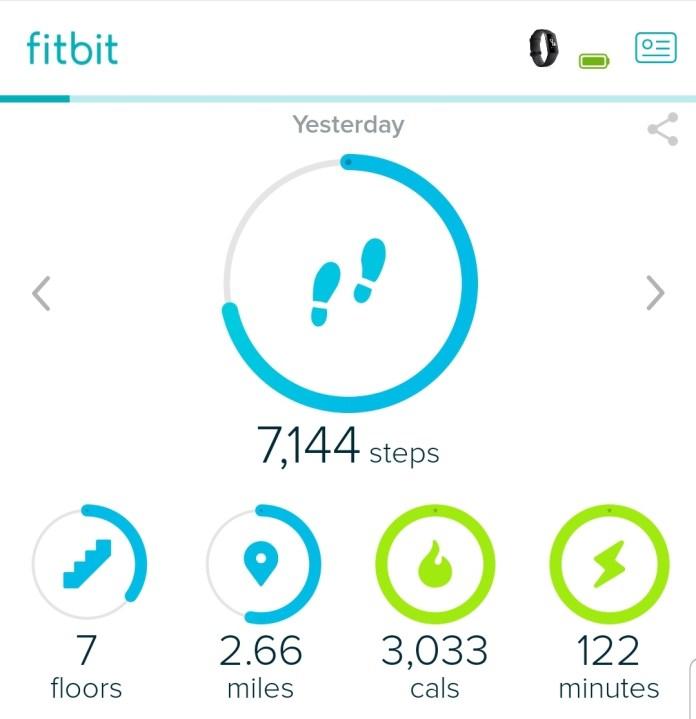 05/25 Fitness report