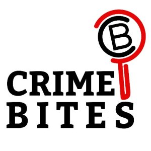 Crime Bites Podcast Logo