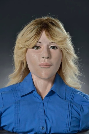 Image of unknown murder victim Nation River Lady