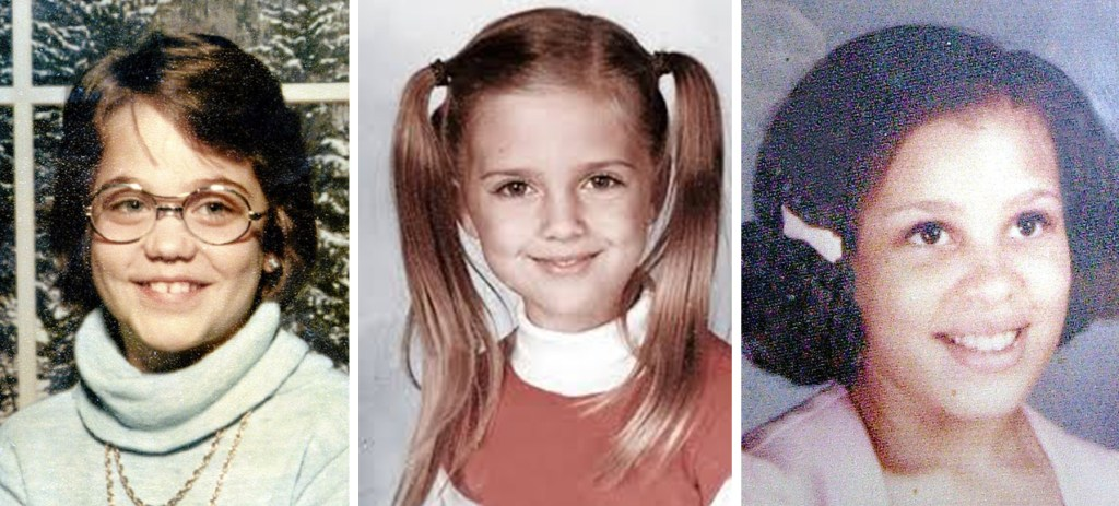 Image of the Oklahoma Girl Scout murder victims