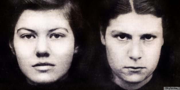 Image of murders Pauline Parker and Juliet Hulme