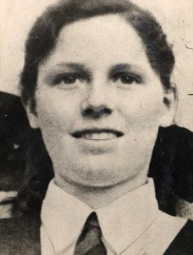 Photo of murder victim Muriel Drinkwater
