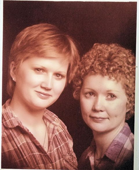 Photo of the Wardrip sisters