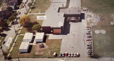 Photo of school where Michael Dunahee disappeared from