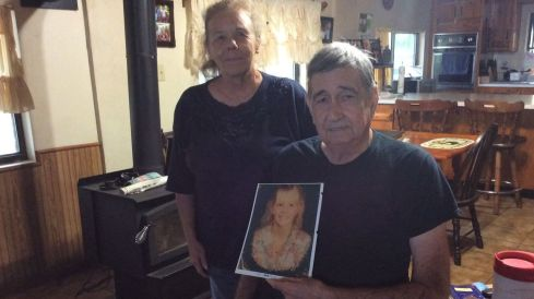 Photo of murder victim Georgia Crews' parents