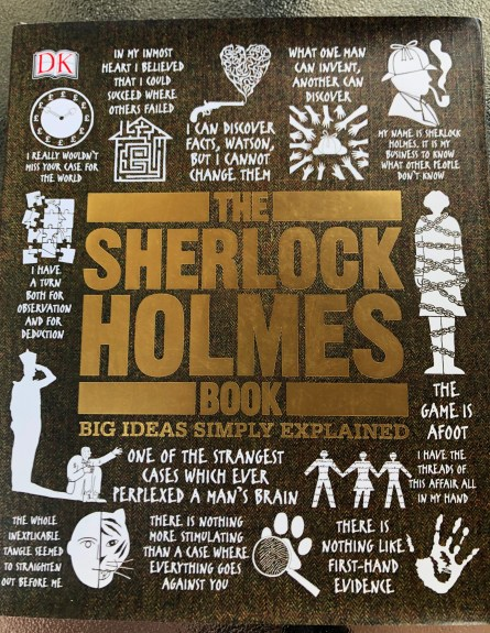 Image of the book The Sherlock Holmes Book