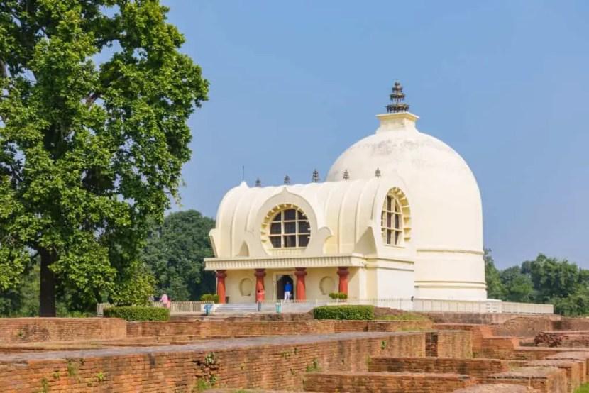 Parinirvana Stupa Temple
