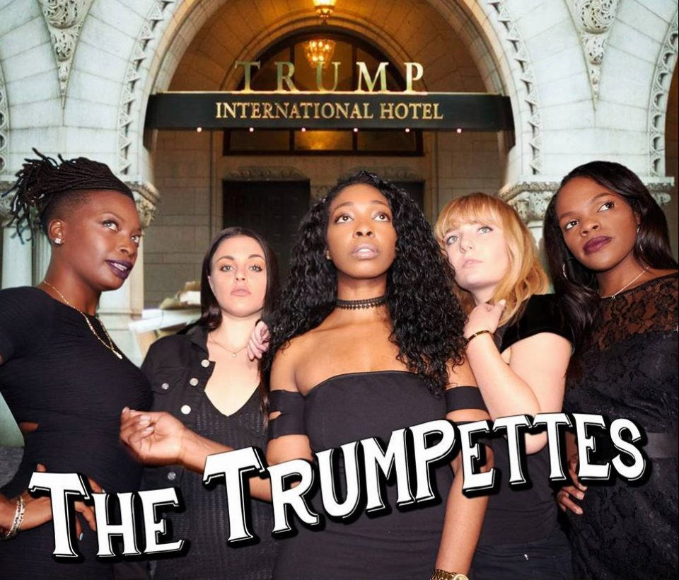 TRUMPETTES AT HOTEL