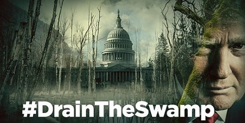 Do You Know How to Drain a Swamp?