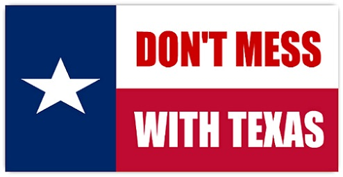 ANTIFA Learns: You Don't Mess with Texas