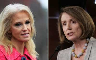After Pelosi Told Conway She Doesn't Talk To Staff, Kellyanne Absolutely LEVELED Her!