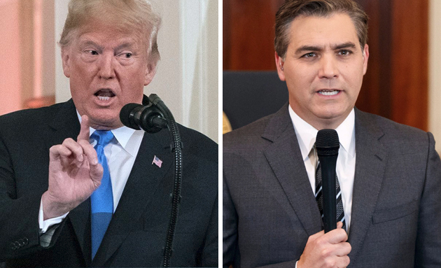 Liberal CNN Hack Acosta FINALLY Admits What We've Known All Along!
