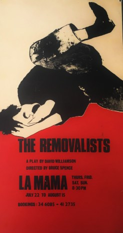 The Removalist by unknown artist
