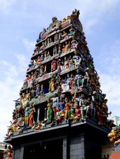 Sri Mariamman Temple, Chinatown - Things to Do in Singapore - The Trusted Traveller