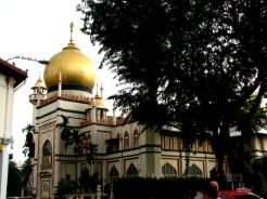 Sultan Mosque, Kampong Glam - Things o Do in Singapore - The Trusted Traveller