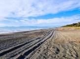 Waikuku Beach - Driving from Christchurch to Marlborough - The Trusted Traveller