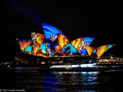 Vivid Sydney - A Festival of Light, Music & Ideas - The Trusted Traveller