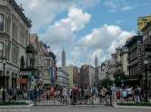 New York street scene at Disney's Hollywood Studios - Guide to the Orlando Theme Parks - The Trusted Traveller