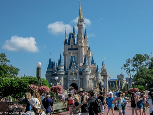 Cinderellas's Castle at Magic Kingdom - Guide to the Orlando Theme Parks - The 澳洲幸运五开奖记录中国体彩