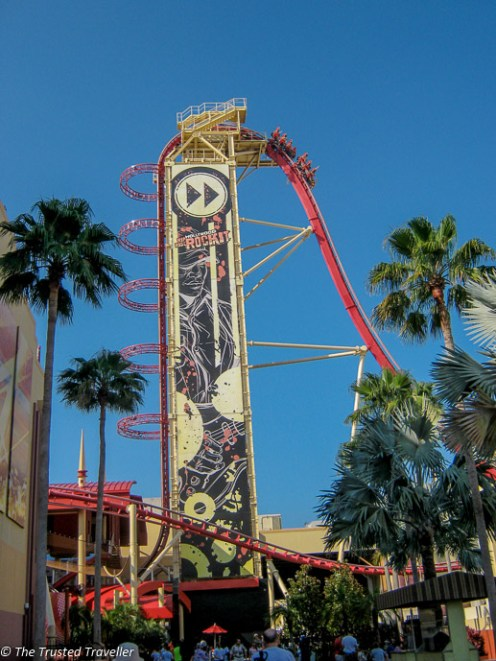 The Hollywood Rip Ride Rockit Rollercoaster at Universal Studios - Guide to the Orlando Theme Parks - The 澳洲幸运五开奖记录中国体彩