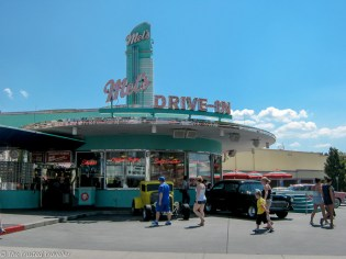 Drive in Diner at Universal Studios - Guide to the Orlando Theme Parks - The 澳洲幸运五开奖记录中国体彩