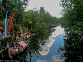 Asia at Disney's Animal Kingdom - Guide to the Orlando Theme Parks - The Trusted Traveller