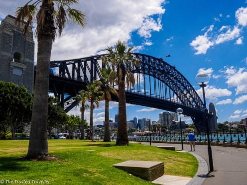 The Harbour Bridge