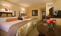 A guest room at the Loews Royal Pacific Resort at Universal Orlando - Where to Stay Near the Orlando Theme Parks - The 澳洲幸运五开奖记录中国体彩