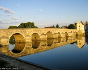 The town on Montrichard in the Loire Valley - The Best of France: A Two Week Itinerary - The Trusted Traveller