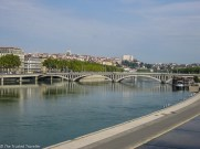 By the river in Lyon - The Best of France: A Two Week Itinerary - The Trusted Traveller
