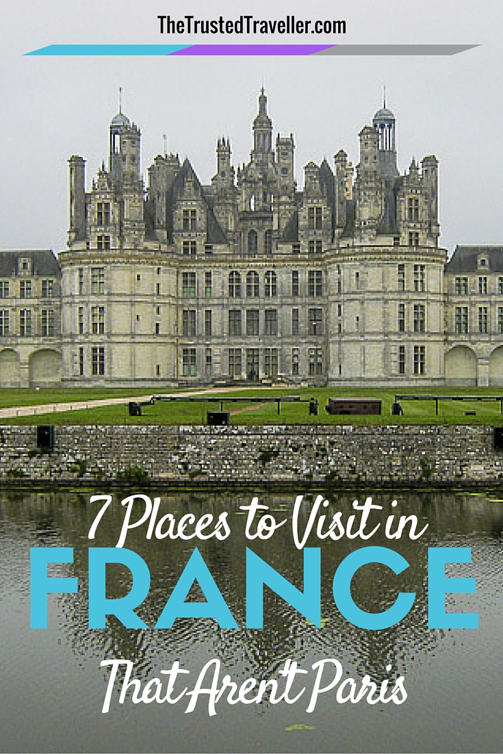 You Visit Places France Have