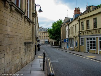 The honey coloured streets of Bath - See the Best of England: A Three Week Itinerary - The Trusted Traveller