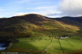 Lake Buttermere, Lakes District - See the Best of England: A Three Week Itinerary - The Trusted Traveller