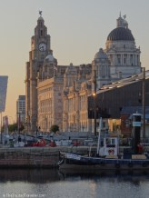 The buildings at Pier Head, Liverpool- See the Best of England: A Three Week Itinerary - The Trusted Traveller