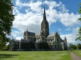 Salisbury Cathedral - See the Best of England: A Three Week Itinerary - The Trusted Traveller