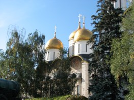 Assumption Cathedral, The Kremlin, Moscow