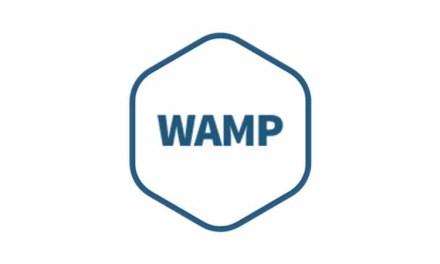 Bitnami WAMP 7.3.12-0 (64-Bit)