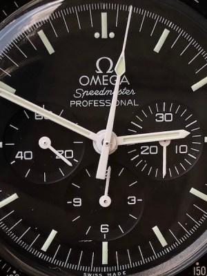 Omega Speedmaster Professional Moonwatch Chronometer
