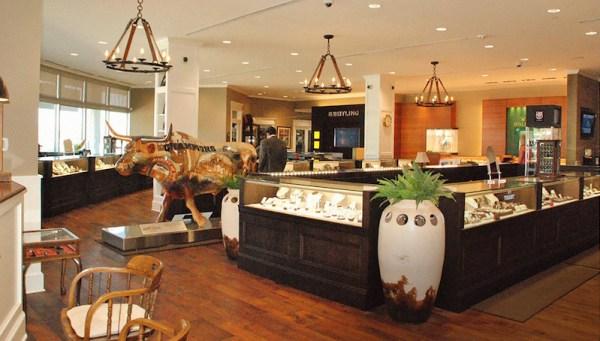 Austin's Korman Jewelers, authorized dealer for Rolex, OMEGA and Tudor