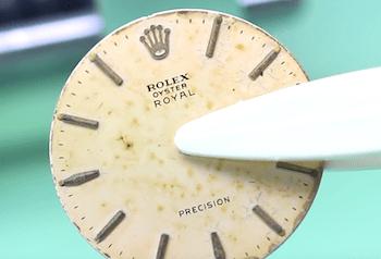 Hodinkee to Rolex Restorers: Be Honest!